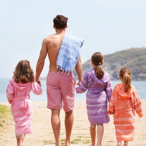 Children Hammam Bathrobes