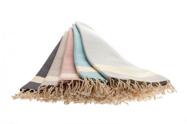 bamboo peshtemal travel towels