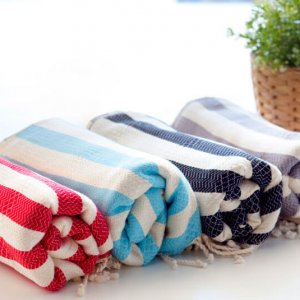 Bamboo Turkish Peshtemal Towels