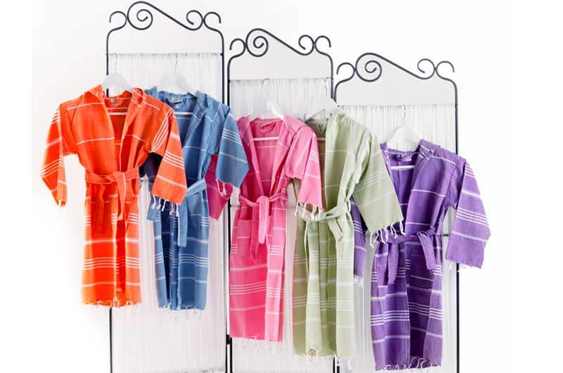 cotton peshtemal bathrobes