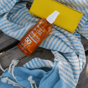 Twist Hammam Beach Towel, Aqua