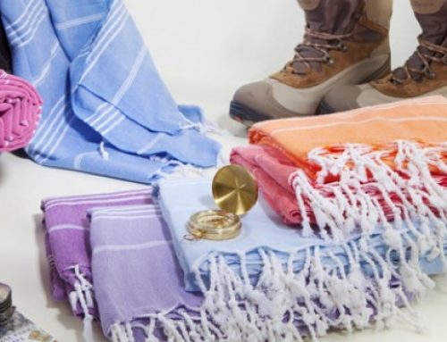 Hammam Towels versus Terry Towels