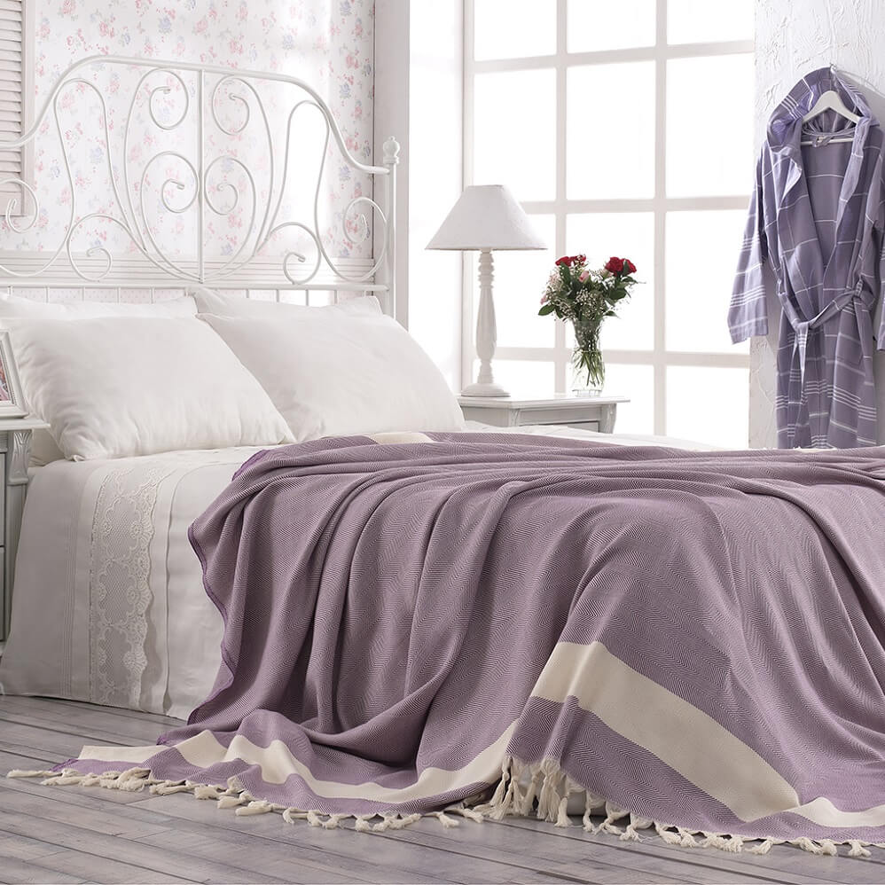 Peshtemal Bedspread