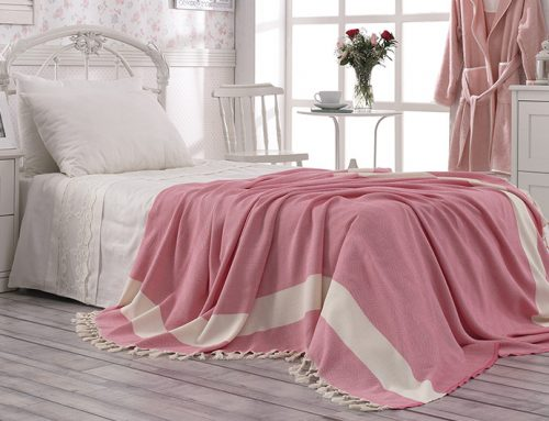 New Textile Trends for Home – Peshtemal Cotton Bedspreads