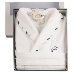 Organic Cotton Bathrobe