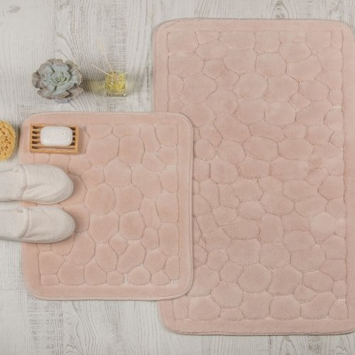 Cotton Bath Mat Set