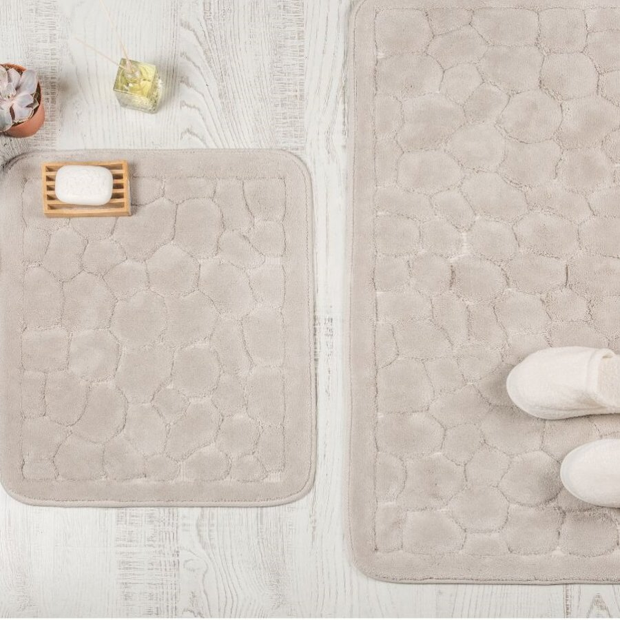 Cotton Bath Mat Set