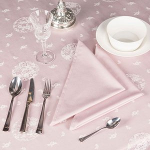 tablecloth and napkin set