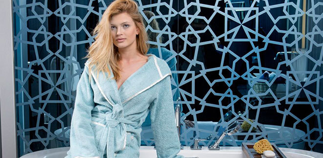 059fdeeafb Our fully-certified organic cotton bathrobes include exquisite quality robes  for men and women