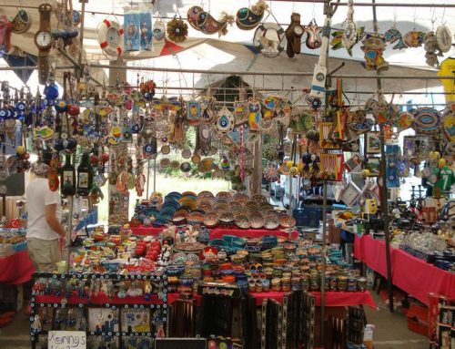 Bodrum Peninsula Markets