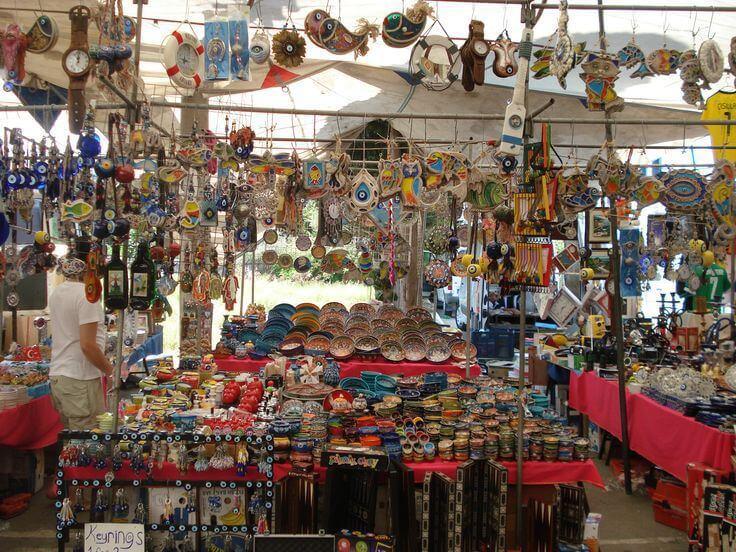 Bodrum marketplace