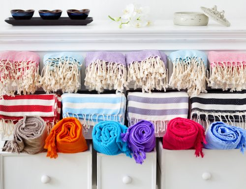 How to Look After Peshtemal Towels, Throws and Bedspreads