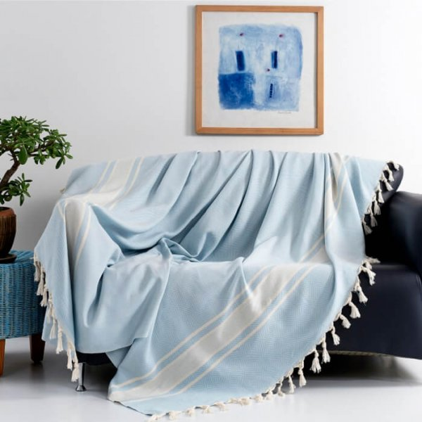 Cotton Peshtemal Bedspread