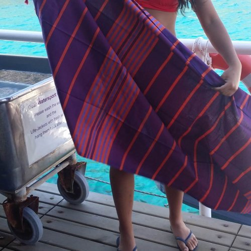 Peshtemal Hammam Towel