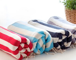 Bamboo Towels & Bathrobes