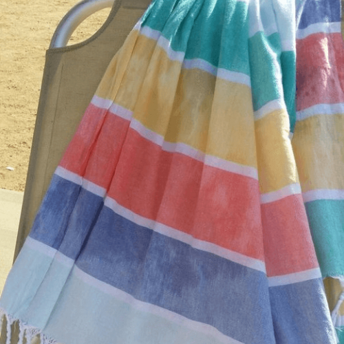 Jolly Hammam Beach Towel