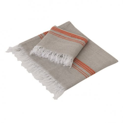 Linen Hammam Bath Sheet