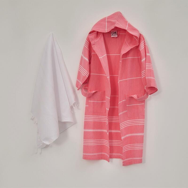 Cotton Hammam Robe for Kids