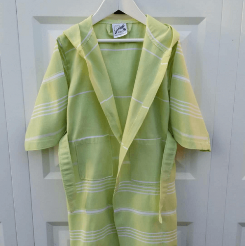 Cotton Hammam Bathrobe