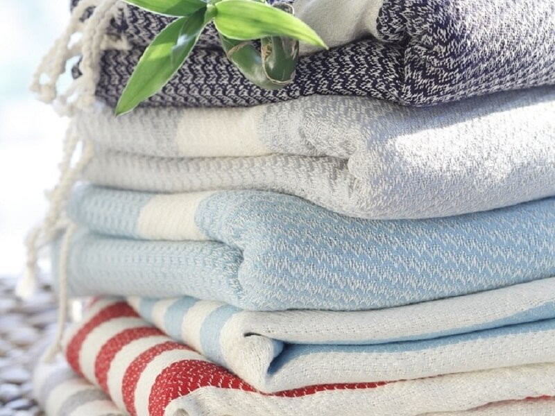 Bamboo Towels & Bathrobes