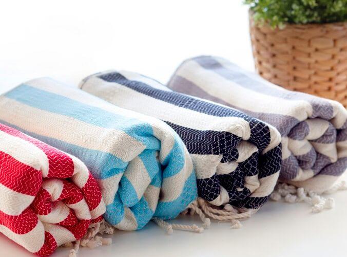 Finesse Bamboo Hammam Towels