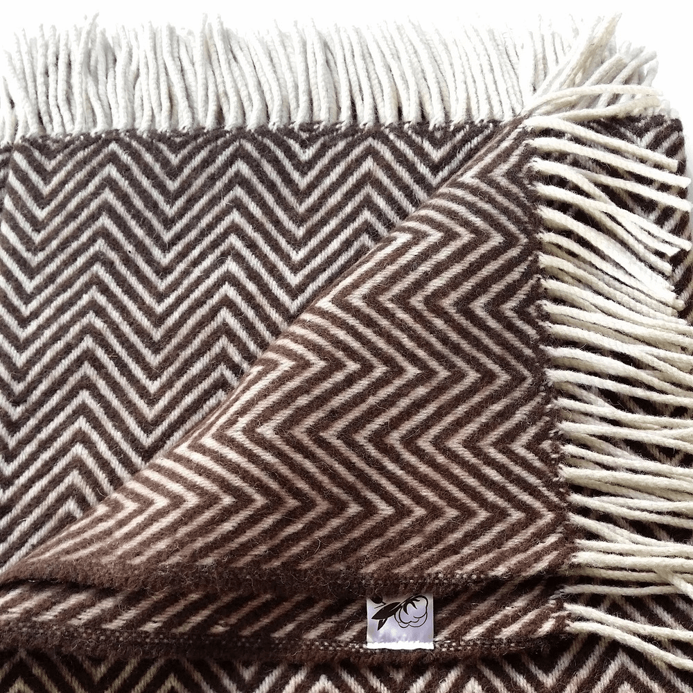 Dwell Wool Throw