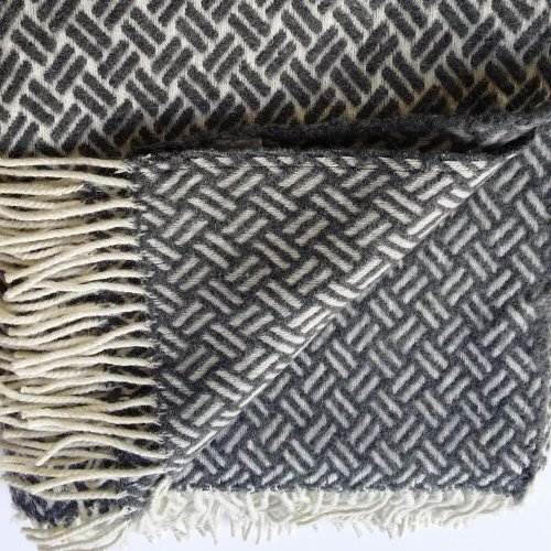 Loop Wool Throw