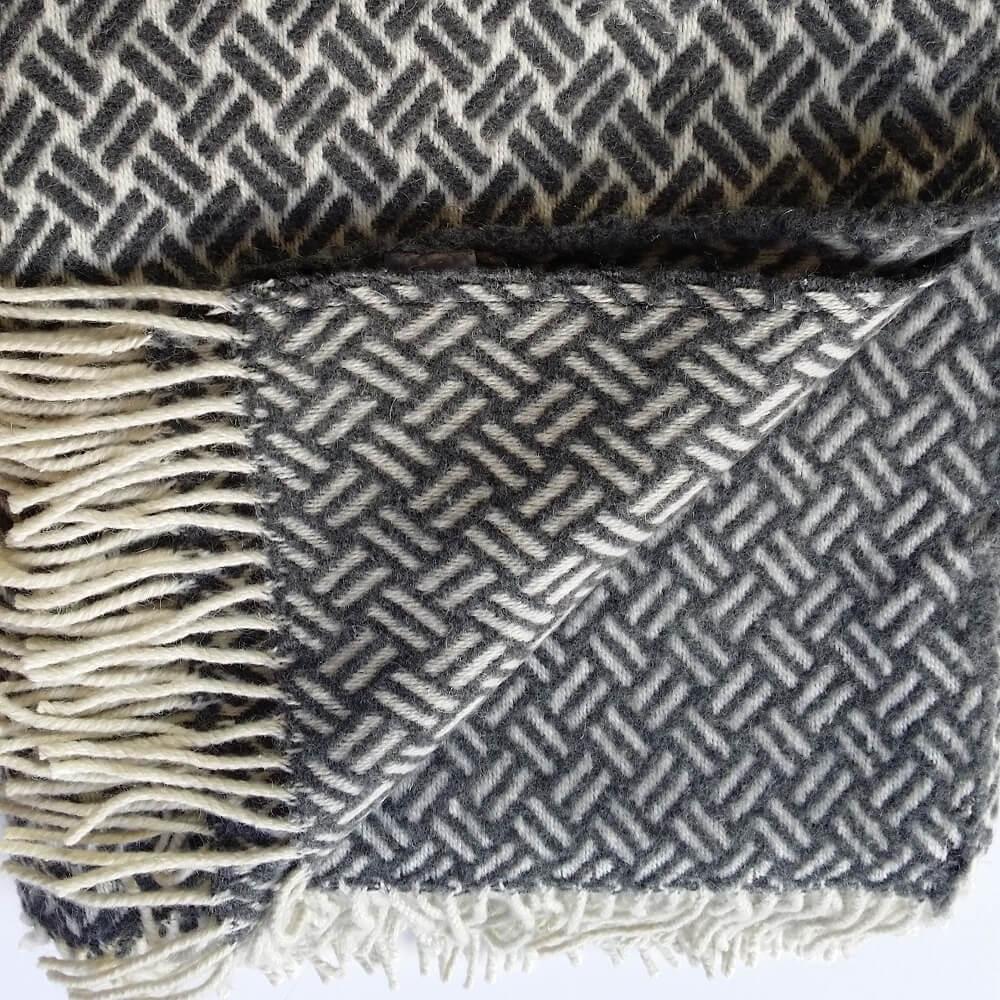 Loop Wool Throw