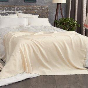 Cashmere Wool Blanket