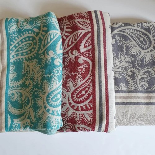 Dolce Cotton Throws