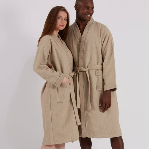 Cotton Unisex Bathrobes