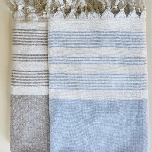 Meridien Bath Towel Taupe