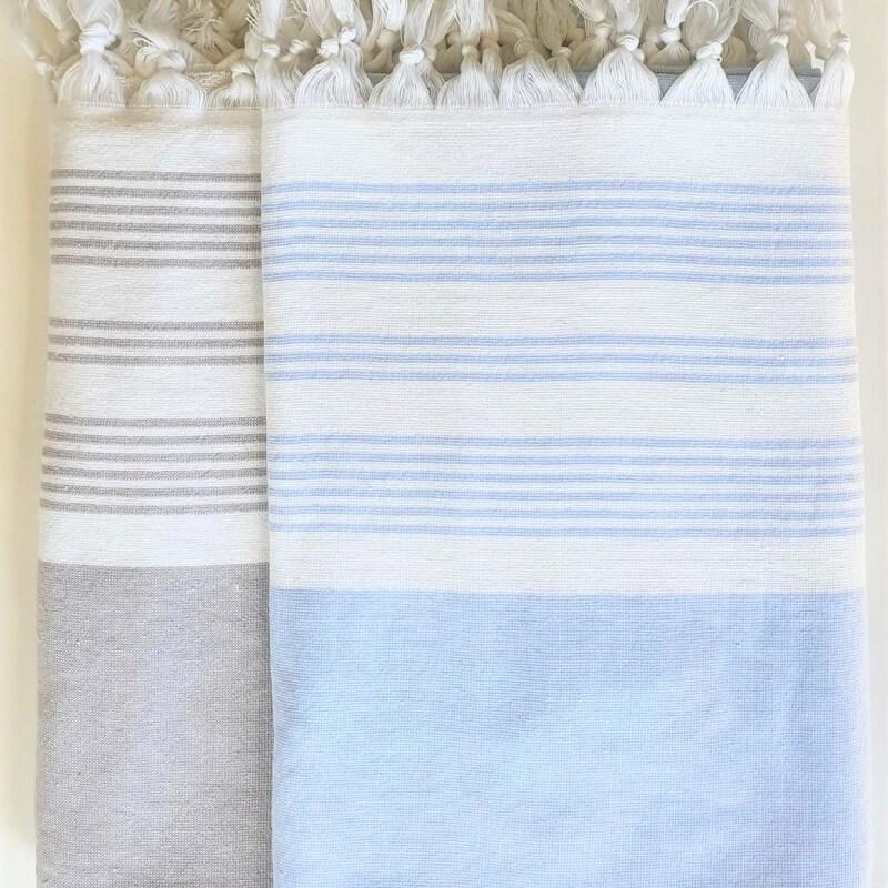 Cotton Hammam Bath Towel