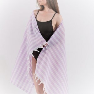 Cotton Hammam Beach Towel