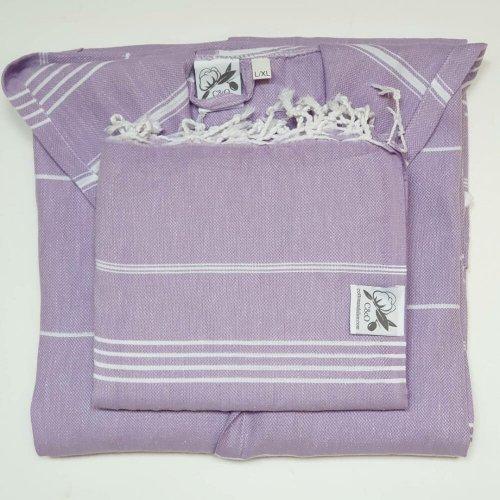 Hammam Robe and Hammam Bath Sheet