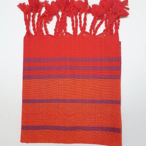 Hammam Hand Towel, Orange