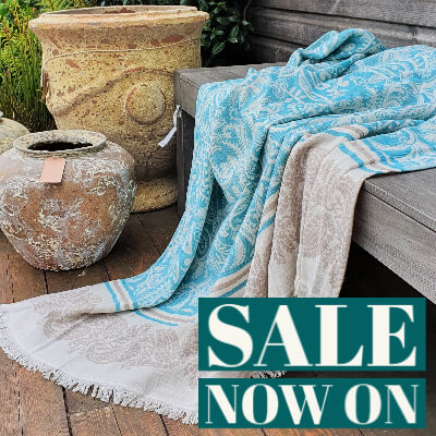 Cotton and Olive Sale Now On